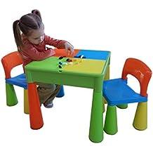Liberty House Toys Table Et Chaises Dactivite 5 En 1 Avec Inscription Top