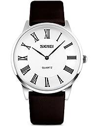 Nouveaux montres pour hommes classique décontracté quartz Montres Cadeaux