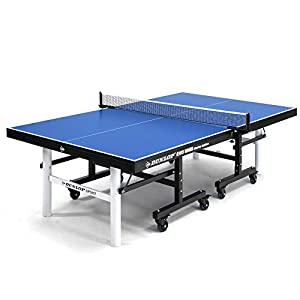 Dunlop EVO 8000 Master Edition Indoor Table Tennis Table Review 2018 by Dunlop