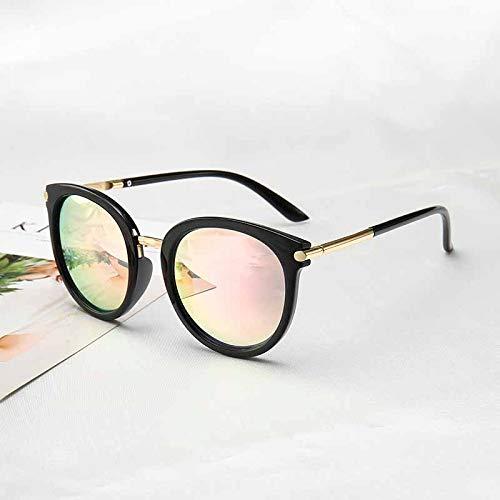JYTDSA Sunglasses Women Driving Mirrors for Women Reflective Flat Lens Sun Glasses Female oculos UV400