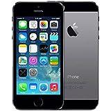 Apple iPhone 5S Gris Espacial 64GB Smartphone Libre (Reacondicionado Certificado)