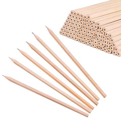10x Milopon HB Bleistifte Holzbleistifte Pencils für Schule Student Briefpapier