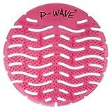 Pantallas perfumadas desodorizantes de urinario ecológicas P-Wave con aroma a manzanas