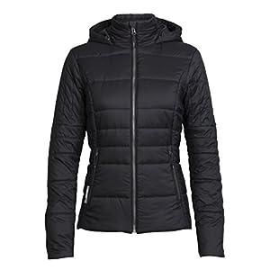 41UPsL5vQEL. SS300  - Icebreaker Women's Stratus X Hooded Jacket