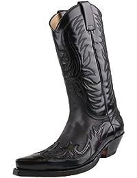 Sendra Boots - Botas estilo motero de cuero mujer