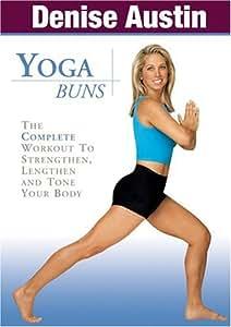 Denise Austin: Yoga Buns [Import USA Zone 1]