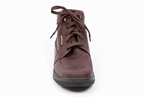 Baltic GT Dark Brown Men's Casual Lace Up Boots Braun