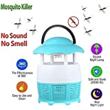 Evaan™ Electronic Led Mosquito Killer Lamps Mosquito Killer Machine for Home an Insect Killer Mosquito Killer Electric Machine Mosquito Killer Device Mosquito Machine Eco-Friendly Baby Mosquito Lamp