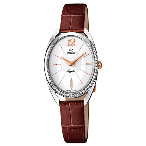 montre heure seulement Jaguar pour femme Cosmopolitan J836/1 style décontracté cod. J836/1