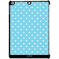 Custodia Apple Ipad Air - Ragazze Amore Dots - Blu / Bianco by UtArt