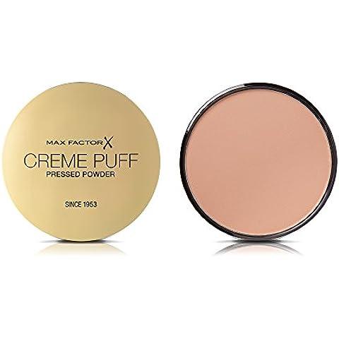 Max factor - Creme puff pressed powder, base de maquillaje, color 75 oro