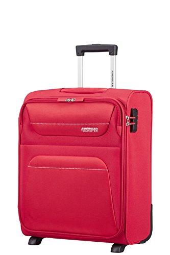 American Tourister – Springhill upright equipaje de cabina, rojo (red), XS (50cm-35,2L)