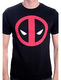 Marvel Deadpool-Camiseta Hombre