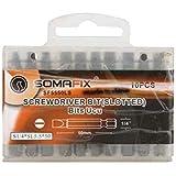 سوما فيكس راوس مفك دريل مغناطسية, 10 قطع - SF5550LS