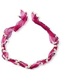 Adriana Damen-Halskette ohne Anhänger 925 Sterling Silber RSP-rot-SIR