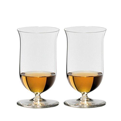 Riedel Sommeliers Value Set Single Malt Whiskey, 2er Set, Whiskyglas, hochwertiges Glas, 200 ml, 2440/80