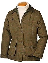 Hunter Outdoor Shooting Tweed Ladies Jacket