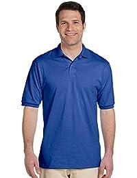 JERZEES - 5.6-Ounce Jersey Knit Sport Shirt with SpotShield. 437M