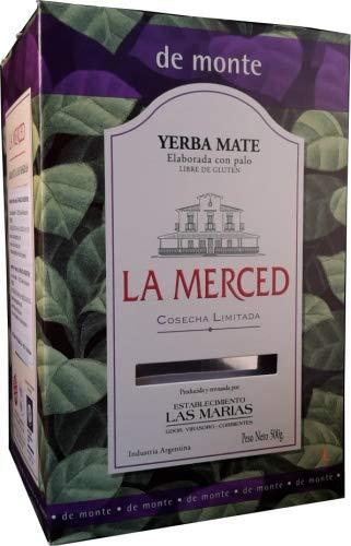 La Merced De Monte - Mate Tee aus Argentinien 500g -