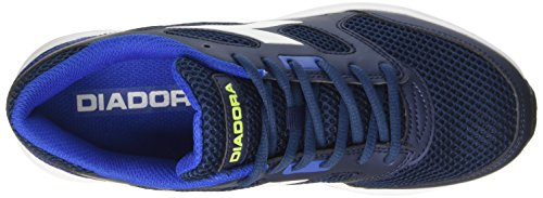 Diadora Shape 7, Scarpe da Corsa Unisex – Adulto Blu (Blu Estate/Bianco)
