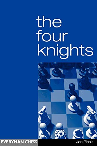 The Four Knights (Everyman Chess) por Jan Pinski
