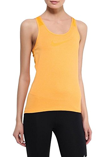 Nike - Canotta sportiva Pro Cool, da donna Orange