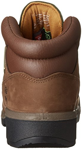 Timberland Men's Field Boot,Wheat,14 M Dark Brown Nubuck