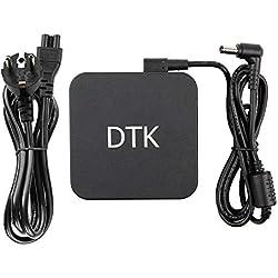 DTK Chargeur Alimentation pour ASUS N17908 V85 19v 4.74a 90w Connecteur: 5.5 * 2.5mm Adaptateur pour Ordinateur Portable (Nouvelle Version)
