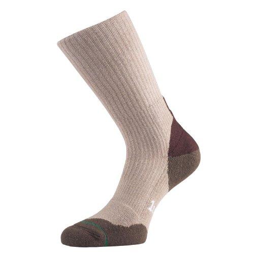 1000 Mile Herren Walking Socken Fusion Merino, Sandstein, XL, 2032SX (Fusion Wolle)