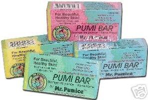 Mr. Pumice Pumi Bar Regular Size ( Assorted Color ) 1 Pumice Bar by Mr. Pumice