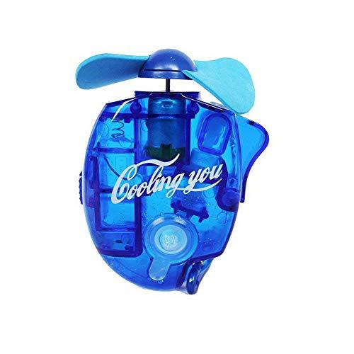 Haodou Mini Ventilador de Mano de Vapor de Agua de Niebla Alimentado...