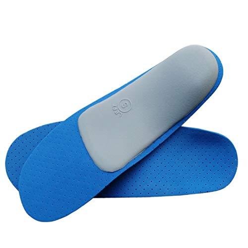 YUANID Orthopädische Einlegesohle Aus Eva In Voller Länge, Antibakterielle Orthesenstütze Mit Flachem Fuß Und Schuhpolster -