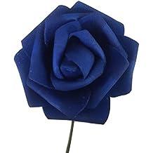 Amazon Fr Bouquet Fleurs Bleu