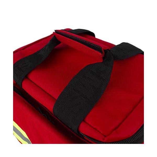 Bolsa Ligera para emergencias | roja | Elite bags 16