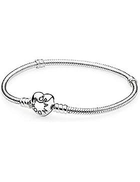 Pandora-Armband 925er Silber Herzverschluss 590719