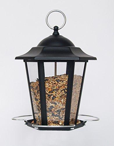 Supa - Dispenser di mangime per uccelli a forma di lampada