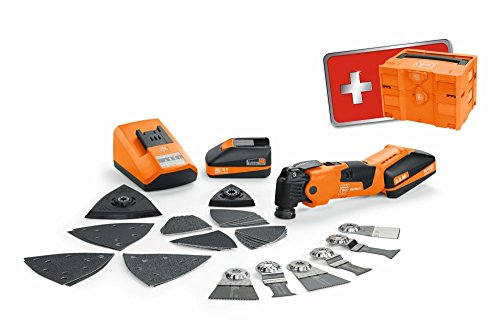 Fein 71292264000 Oszillierer/Multitool Set, AFMM 18 QSL MultiMaster -...