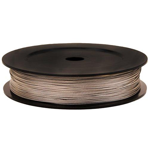 Scotty Premium Edelstahl Ersatz Downrigger Kabel 300-foot Spule