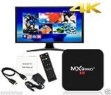 #9: DEVWEBZONE MXQ Pro + 4K S905 2.0GHz Quad Core 2+16G Android Smart TV Box