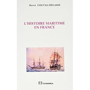 L'histoire maritime en France
