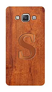 SWAG my CASE PRINTED BACK COVER FOR SAMSUNG GALAXY A5 Multicolor