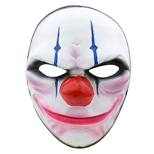 exklusiv Halloween Masken, Payday 2 Theme Horror Cosplay Party Masken (Chains) (Kaufen Halloween-maske)