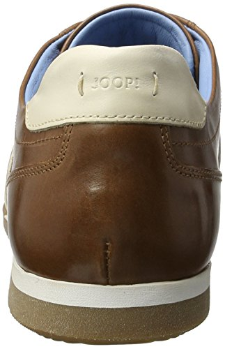 Joop! Delion Hernas Sneaker Lfu2, Sneakers basses homme Marron (Cognac)