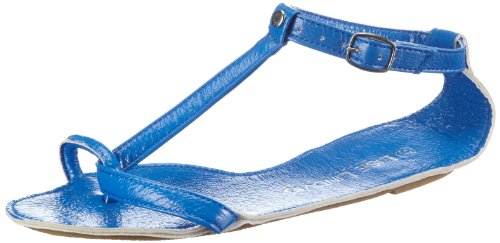 Lise Lindvig LOLA 008 006 92 Damen Römersandalen Blau (Aqua blue 92)