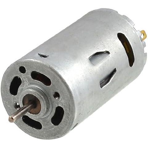 Elettrodomestici DC 12V 0.25A 2.3 W 5000 GIRI/MIN Mini Motore