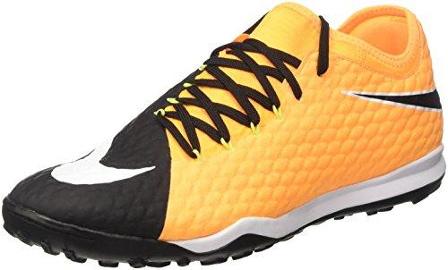 Nike Herren Hypervenomx Finale Ii Tf Fußballschuhe, Orange (Laser Orange/black-white-volt), 46 EU