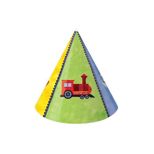 auf der Go 8Kind Party Hüte (Thomas Der Zug 1. Geburtstag)