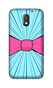 SWAG my CASE Printed Back Cover for Motorola Moto E3 Power