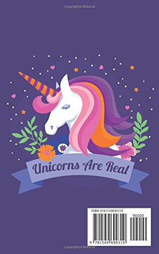 Unicorns Are Real: A Cute Little Notebook/Journal/Diary (Unicorn Notebooks)