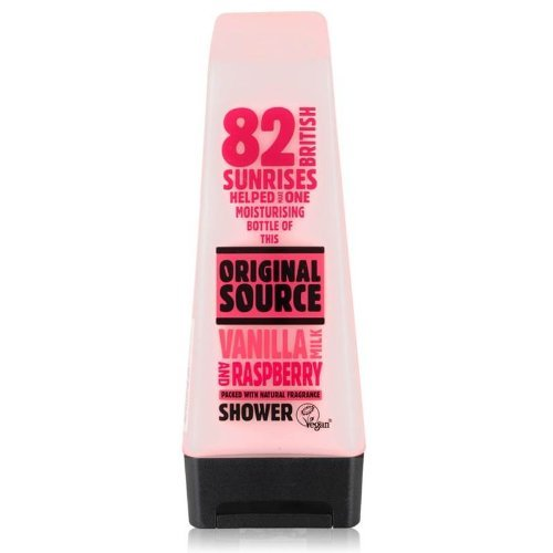 Preisvergleich Produktbild Original Source Vanilla & Raspberry Shower 250Ml- Pack Of 3